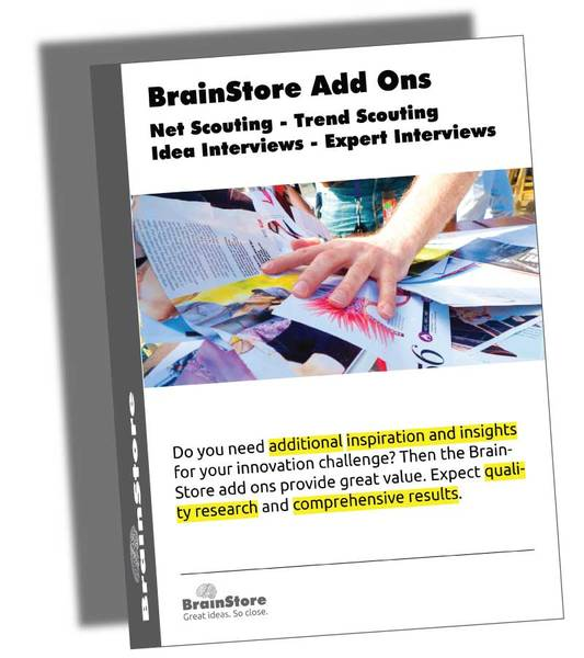 Brainstore add ons
